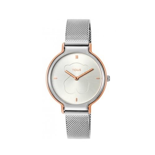 Reloj Tous Real Bear bicolor 35mm 800350890