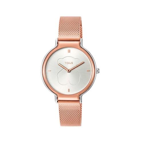 Reloj Tous Real Bear rosado 35mm 800350895