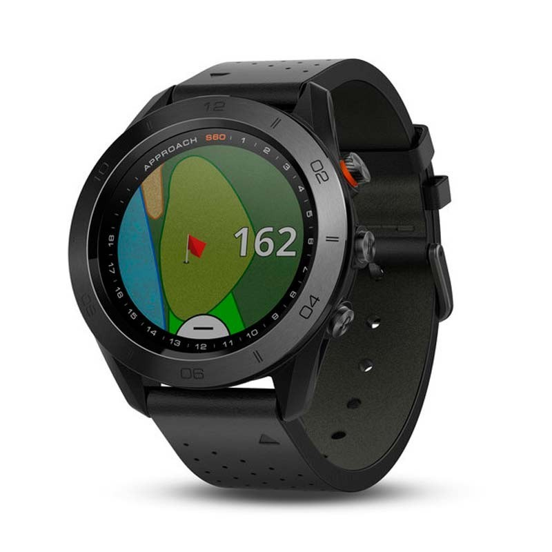 Reloj Garmin APPROACH S60 negro Ceramic 010-01702-02