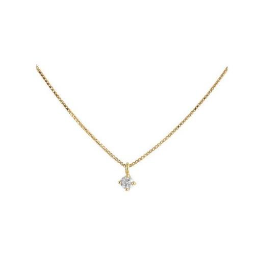 Colgante oro amarillo y diamantes 486985