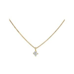 Colgante oro amarillo y diamantes 487082