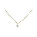 Colgante oro amarillo y diamante 497131