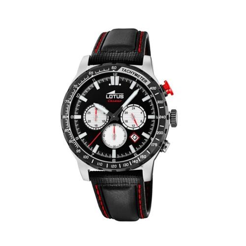 88dfce2b9116 Reloj Lotus Crono Acero 43
