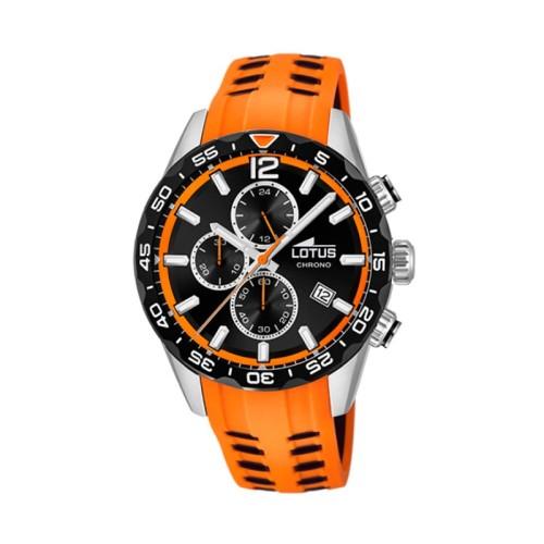 Reloj Lotus Crono Acero 45 cd797840955b