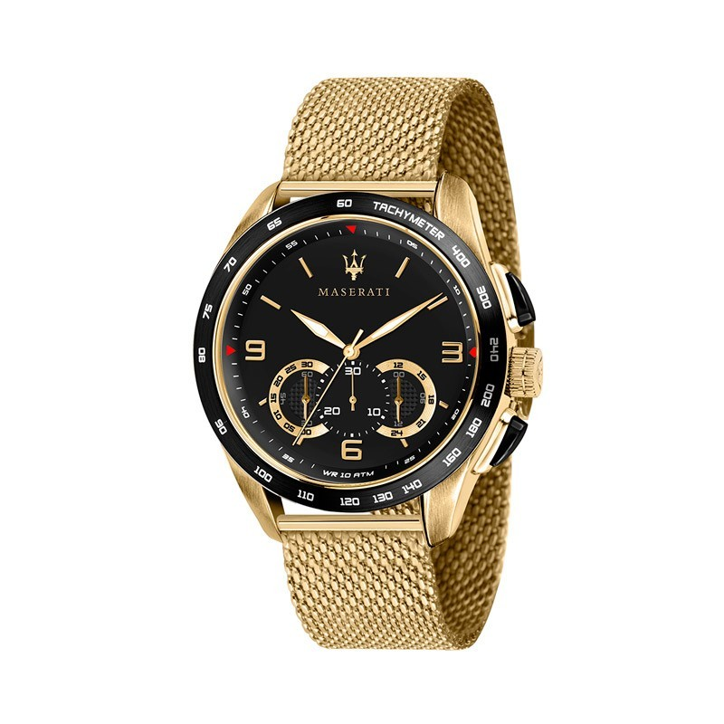 Reloj Maserati Traguardo Cuarzo 45mm R8873612010