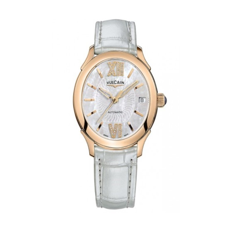 Reloj Vulcain First Lady para Mujer 37.60 mm 610564N2T.BBL412
