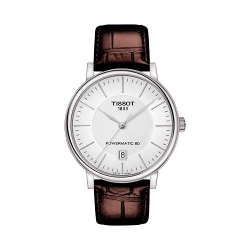 Reloj Tissot T-Classic Carson Premium Powermatic 80 T122.407.16.031.00