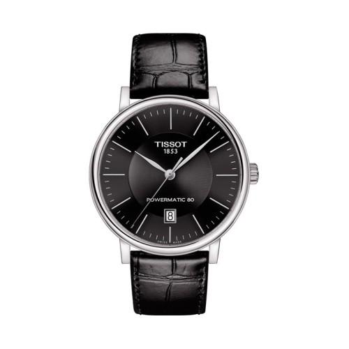 Reloj Tissot T-Classic Carson Premium Powermatic 80 T122.407.16.051.00
