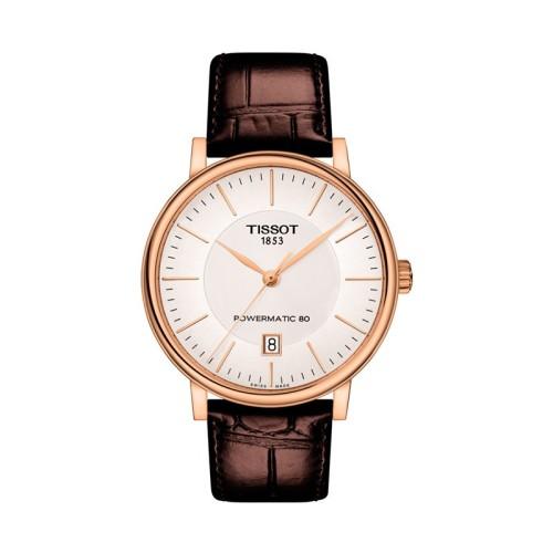 Reloj Tissot T-Classic Carson Premium Powermatic 80 T122.407.36.031.00
