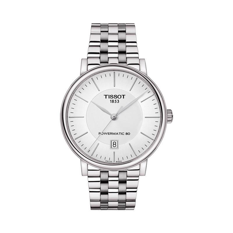 Reloj Tissot T-Classic Carson Premium Powermatic 80 T122.407.11.031.00