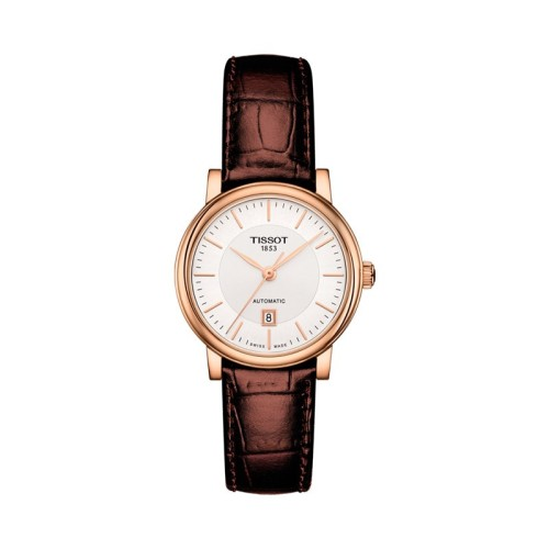 Reloj Tissot T-Classic Carson Premium Automatic Lady T122.207.36.031.00
