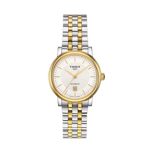 Reloj Tissot T-Classic Carson Premium Automatic Lady T122.207.22.031.00