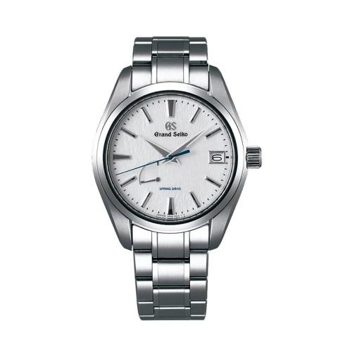"Reloj Grand Seiko ""Copito de Nieve"" Spring Drive 41mm SBGA211G"