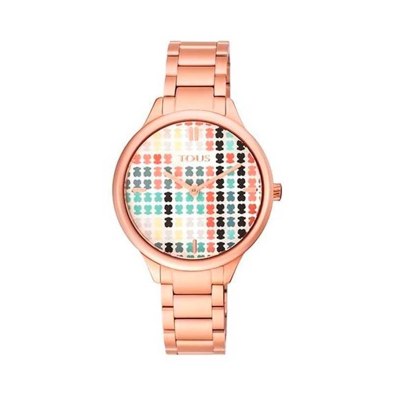 Reloj Tartan multicolor rosado 900350095