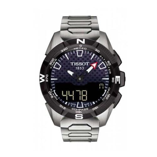 Reloj Tissot T-TOUCH EXPERT SOLAR 45MM T091.420.44.051.00