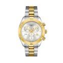 Reloj Tissot 38 mm T-Classic PR 100 Sport Chic Chrono T101.917.22.031.00