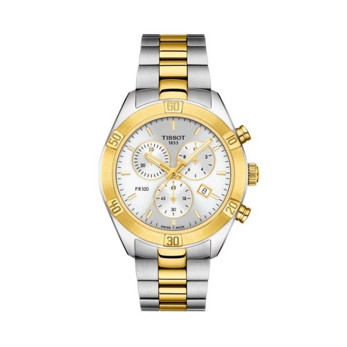 Reloj Tissot 38 mm T-Classic PR 100 T049.410.22.037.01