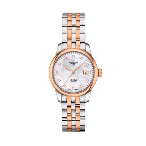 Reloj Tissot T-Classic Le Locle Automatic Lady T006.207.22.116.00