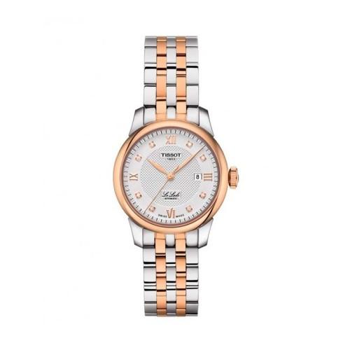 Reloj Tissot T-Classic Le Locle Automatic Lady T006.207.22.036.00