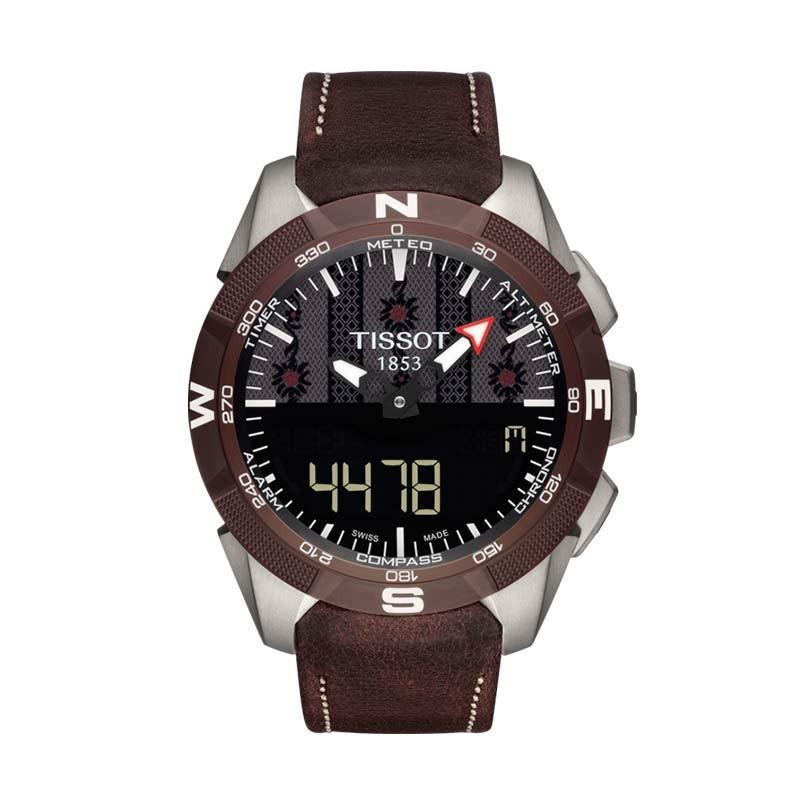 Reloj Tissot T-TOUCH EXPERT SOLAR II SWISS EDITION 45MM T110.420.46.051.00