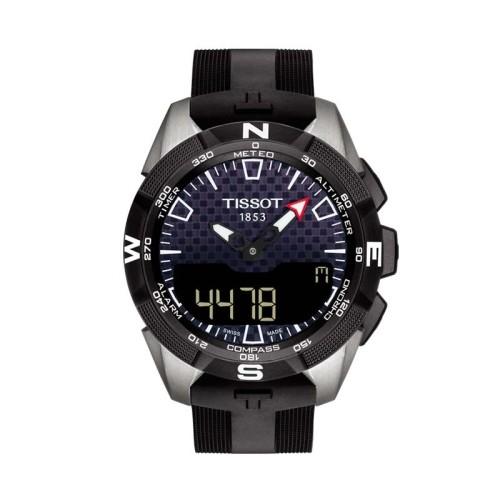 Reloj TISSOT T- TOUCH SOLAR II VERDE T110.420.47.051.00