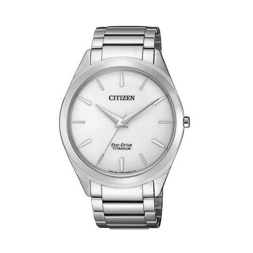 Reloj Citizen Super Titanium Hombre Eco Drive BJ6520-82A
