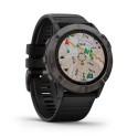 Reloj Garmin Fēnix 5 X Plus Zafiro Titanio 010-01989-05