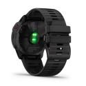 Reloj Garmin Fénix 6X Pro negro con correa negra 010-02157-01