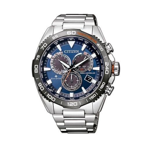 Reloj Citizen Promaster Eco-Drive Crono Pilot CB5034-82L