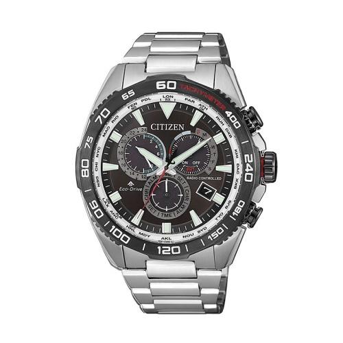 Reloj Citizen Promaster Eco-Drive Crono Pilot CB5036-87X