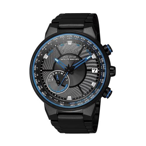 Reloj Citizen Satellite Wave Eco-Drive CC3078-81E