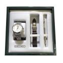 Reloj Seiko Presage Sumo Jardin Japones Estuche Especial SSA395J1EST