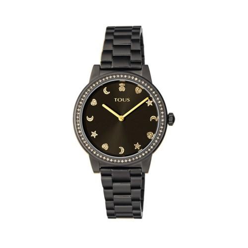 Reloj Tous Nocturne negro 900350415