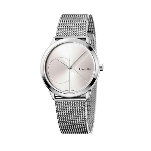 Reloj Calvin Klein Minimal Negro 35mm K3M22124