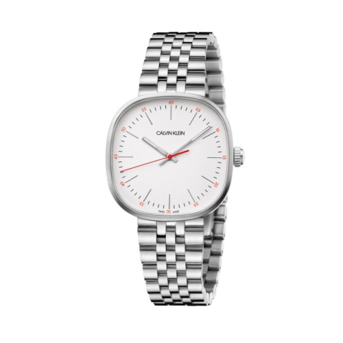 Reloj Calvin Klein K9Q blanco 38mm K9Q12136