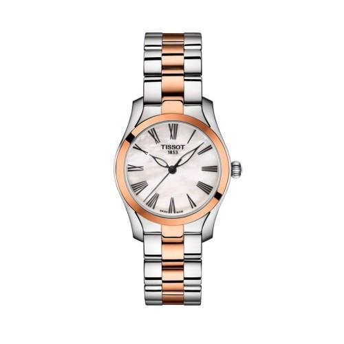 Reloj TISSOT T-WAVE SEÑORA 30mm T112.210.22.113.01