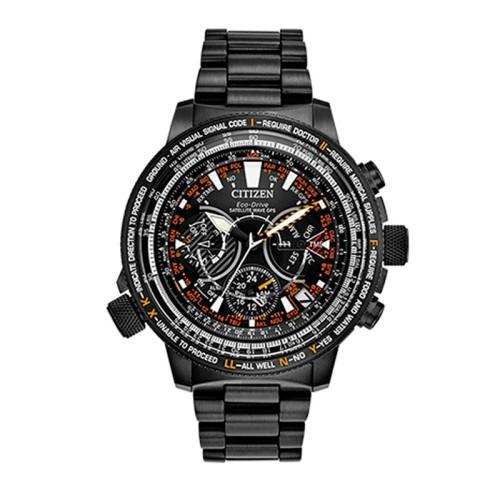 Reloj CITIZEN SATELLITE WAVE GPS & CHRONO '30TH ANNIVERSARY' TITANIUM CC7015-55E