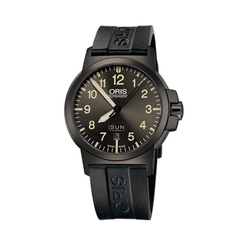 Reloj Oris BC3 Advanced Day Date Esfera Negra 735 7641 4263