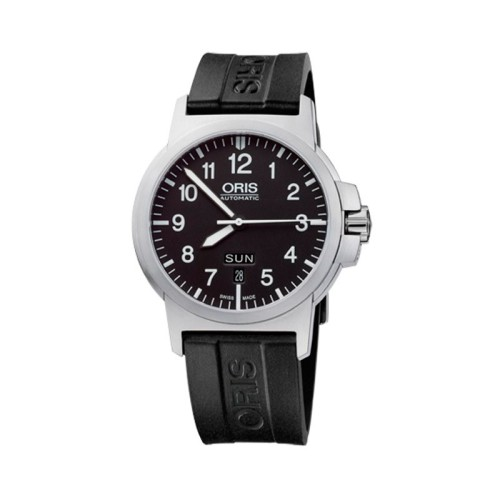 Reloj Oris BC3 Advanced Day Date Esfera Negra 735 7641 4164