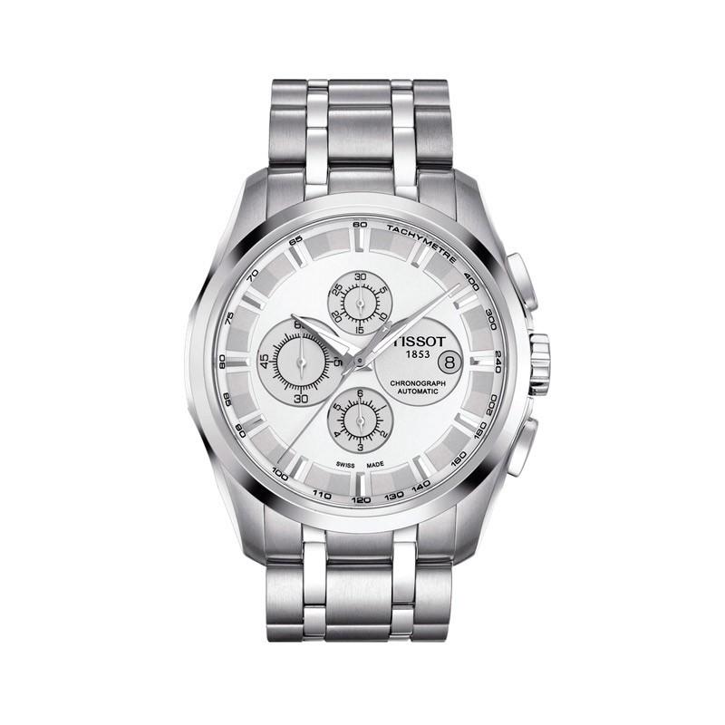 Reloj Tissot T-Classic Courtier Automatic 43MM T035.627.11.031.00