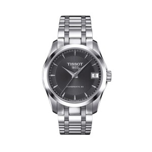 Reloj Tissot T-Classic Couturier POWERMATIC 80 LADY 32MM T035.207.11.061.00