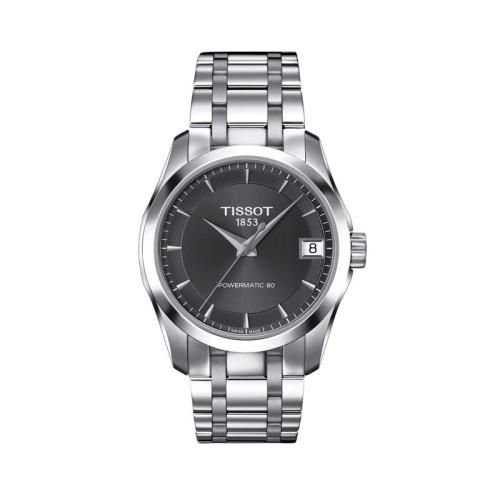 Reloj Tissot T-Classic Couturier POWERMATIC 80 LADY 32MM T035.207.11.061.00