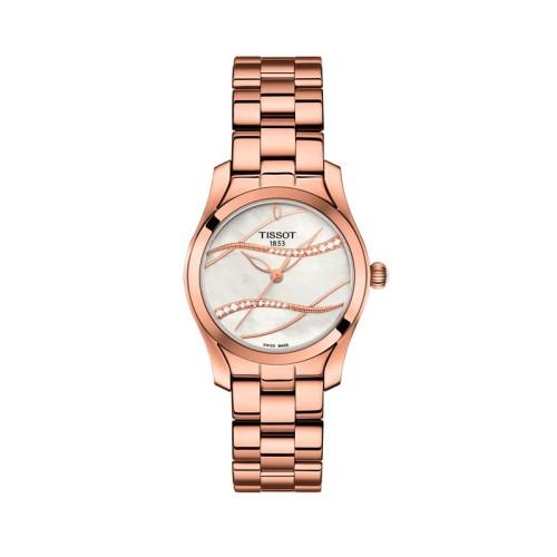 Reloj TISSOT T-WAVE SEÑORA 30mm T112.210.33.111.00