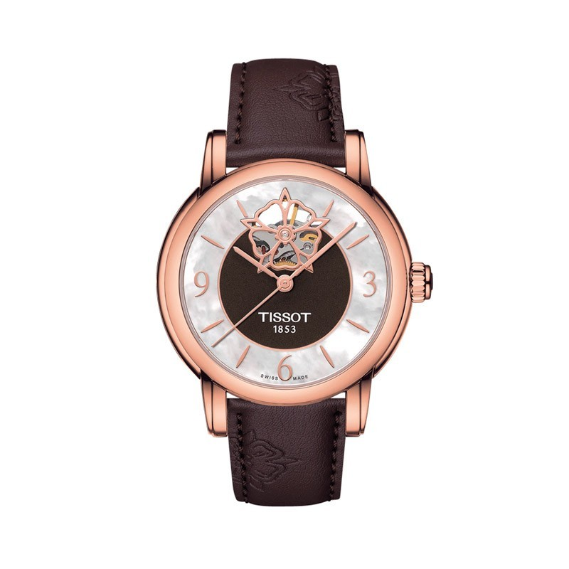 Reloj TISSOT LADY HEART POWERMATIC 80 T050.207.37.117.04