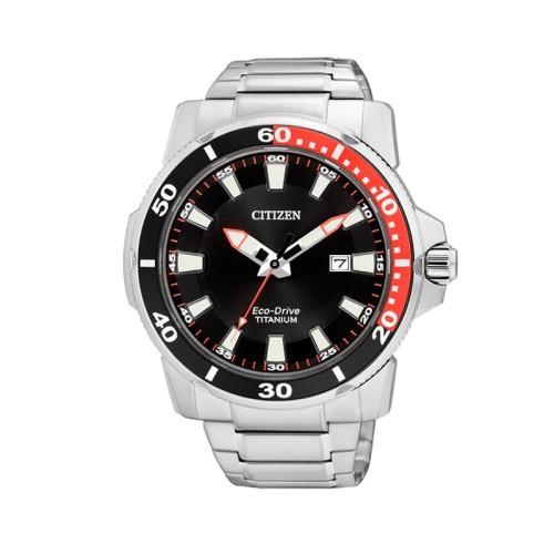 Reloj Citizen Super Titanium Eco Drive Sport AW1221-51E