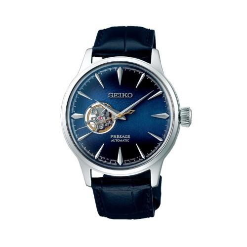 Reloj SEIKO Presage automático 40,5mm azul SSA405J1