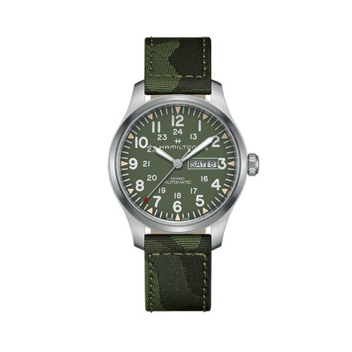 Reloj Hamilton Khaki Field Day Date Auto 42 mm H70535061