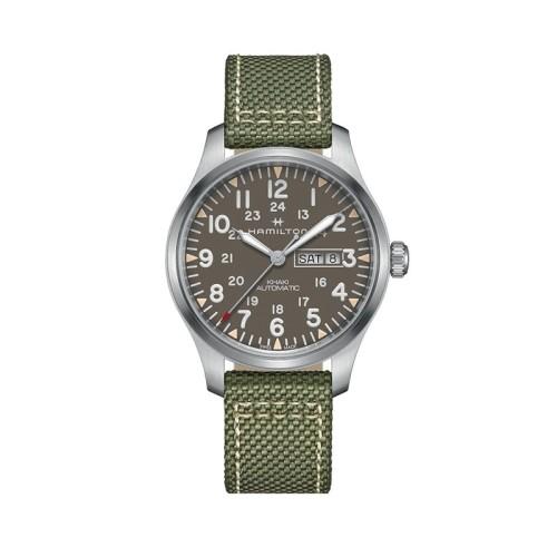 Reloj Hamilton Khaki Field Day Date Auto 42 mm H70535081