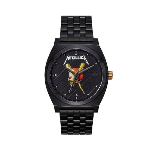 Reloj Nixon TIME TELLER 37mm METALLICA A0453108