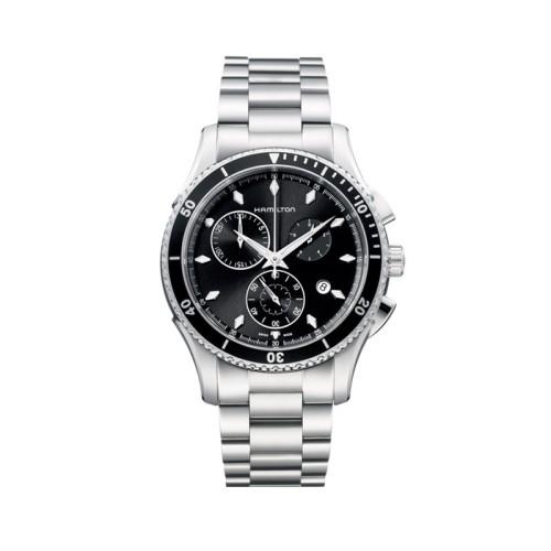 Reloj Hamilton Jazzmaster Seaview Chrono Quartz H37512131